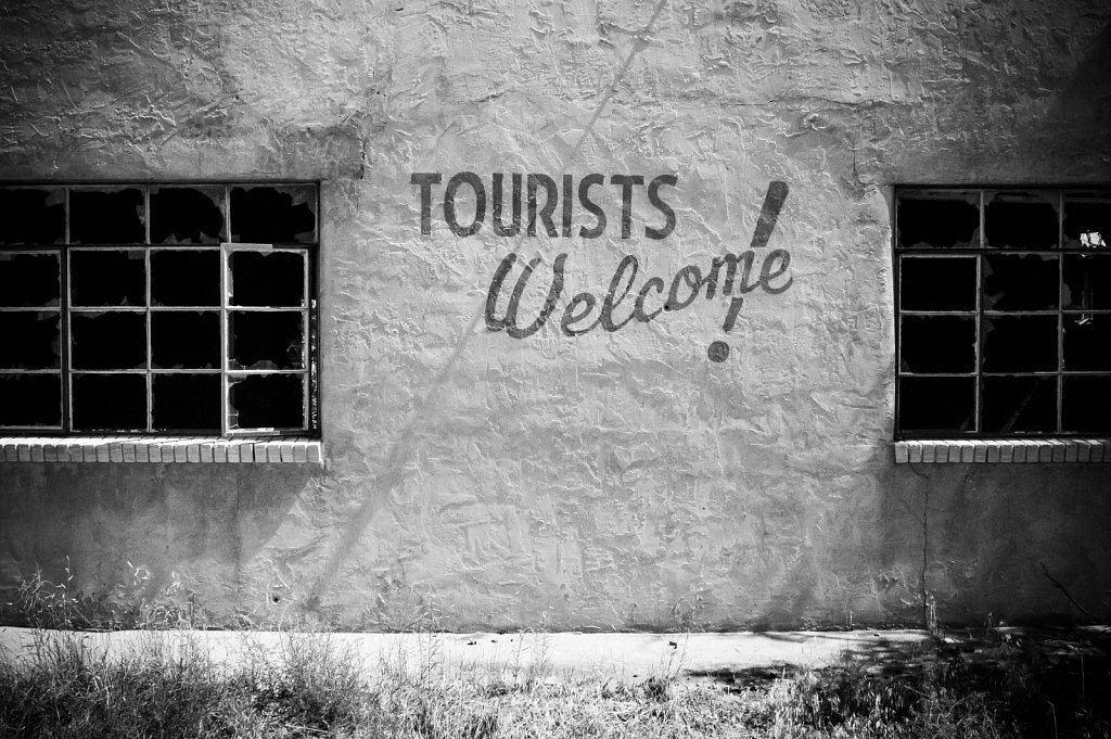 Tourists Welcome!